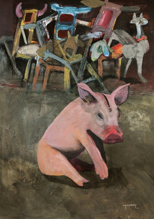 untitled pig