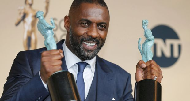 Idris Elba Reuters/Mike Blake