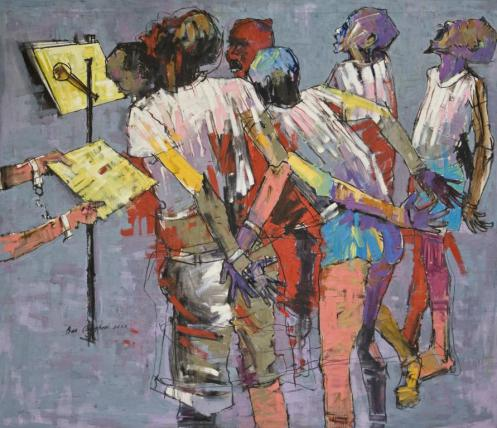 prison-choir-oil-on-canvasben-osaghae2003-aw-0543-a