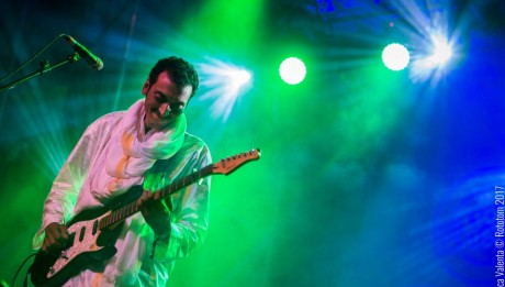 Benicassim, 2017-08-17. Bombino (Lion Stage). Photo by: Luca Valenta © Rototom Sunsplash 2017.